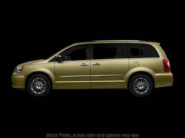Used 2012  Chrysler Town & Country 4d Wagon Touring L at Bill Fitts Auto Sales near Little Rock, AR