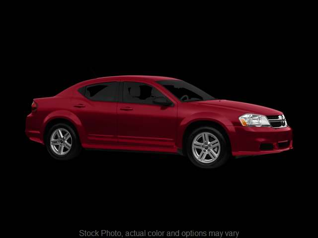 Used 2012  Dodge Avenger 4d Sedan SXT at Shields Auto Center near Rantoul, IL