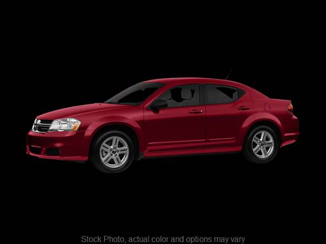 Used 2012  Dodge Avenger 4d Sedan SXT Plus at Action Auto Group near Oxford, MS