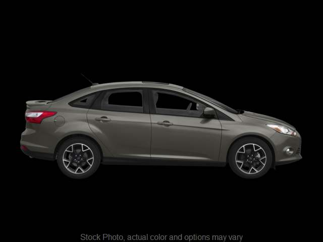 Used 2012  Ford Focus 4d Sedan SEL at City Wide Auto Credit near Toledo, OH