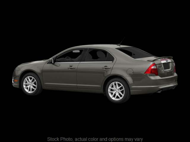 Used 2012  Ford Fusion 4d Sedan SEL (V6) at Action Auto Group near Oxford, MS