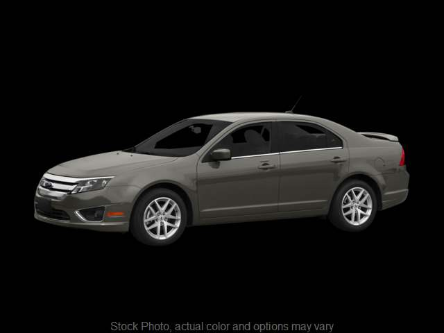 Used 2012  Ford Fusion 4d Sedan SE at Ypsilanti Imports near Ypsilanti, MI