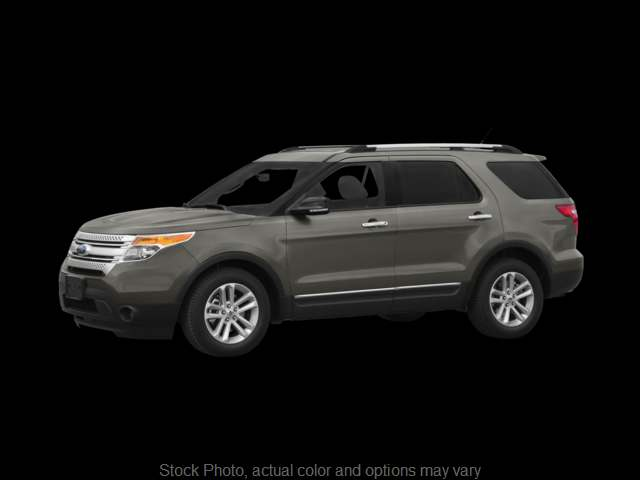 Used 2012  Ford Explorer 4d SUV FWD XLT at Oxendale Auto Outlet near Winslow, AZ