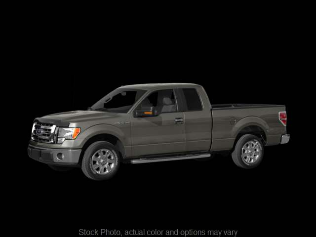 Used 2012  Ford F150 2WD Supercab XLT at Graham Auto Group near Mansfield, OH