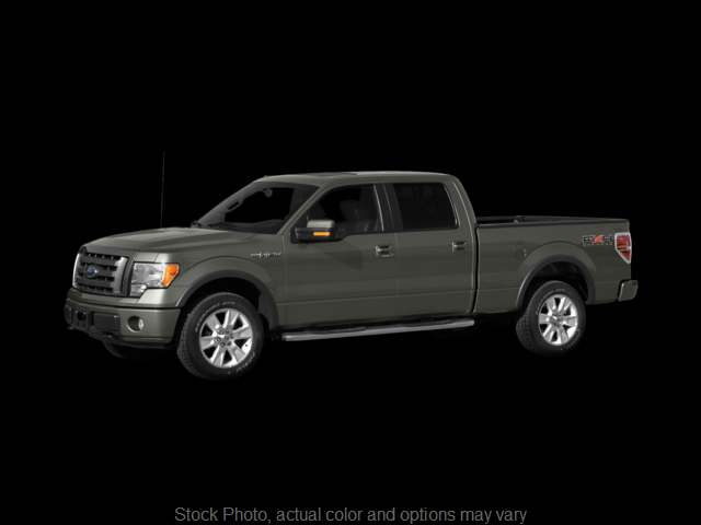 Used 2012  Ford F150 4WD Supercrew XLT 5 1/2 at Monster Motors near Michigan Center, MI