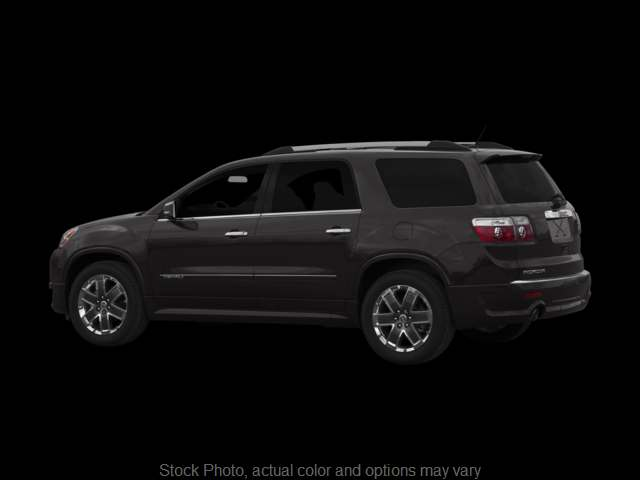 Used 2012  GMC Acadia 4d SUV FWD Denali at Bill Fitts Auto Sales near Little Rock, AR