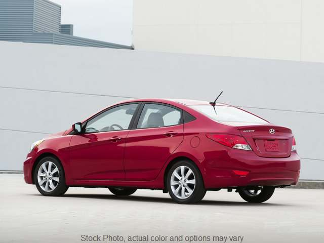 Used 2012  Hyundai Accent 4d Sedan GLS Auto at VA Cars Inc. near Richmond, VA