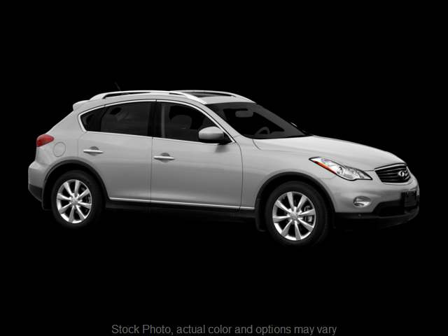 Used 2012  Infiniti EX35 4d SUV AWD at City Wide Auto Credit near Toledo, OH