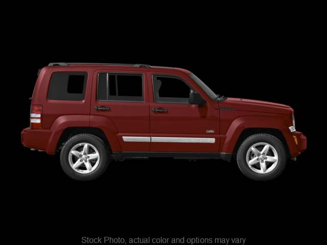 Used 2012  Jeep Liberty 4d SUV 4WD Latitude at Graham Auto Group near Mansfield, OH