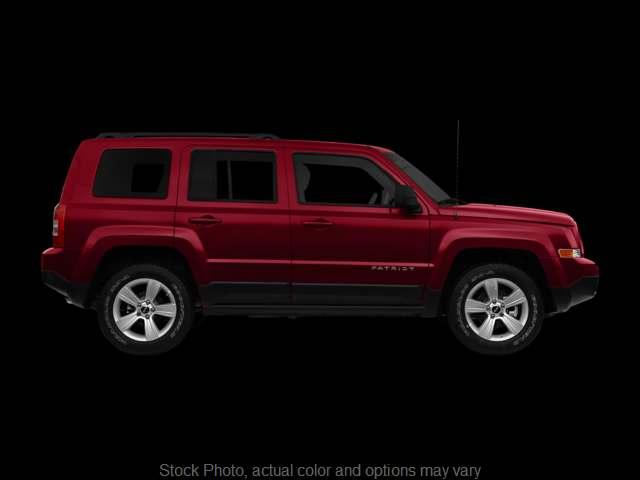 Used 2012  Jeep Patriot 4d SUV FWD Latitude at City Wide Auto Credit near Toledo, OH