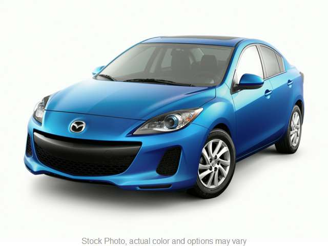 2013 Mazda Mazda3 4d Sedan i SV 5spd at Good Wheels near Ellwood City, PA