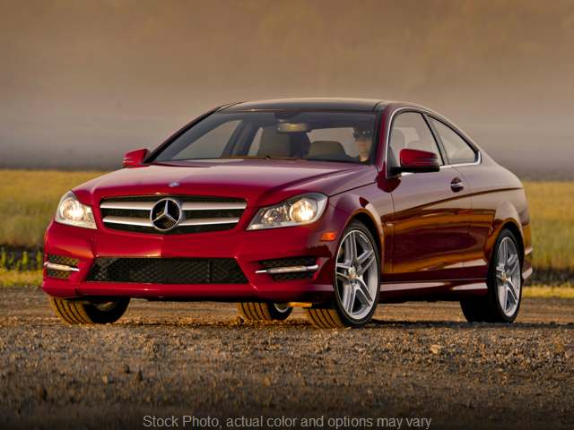Used 2013 Mercedes-Benz C-Class 2d Coupe C350 at Mattingly Motors near Metairie, LA