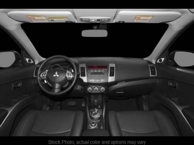 Used 2012  Mitsubishi Outlander 4d SUV AWD SE at Express Auto near Kalamazoo, MI