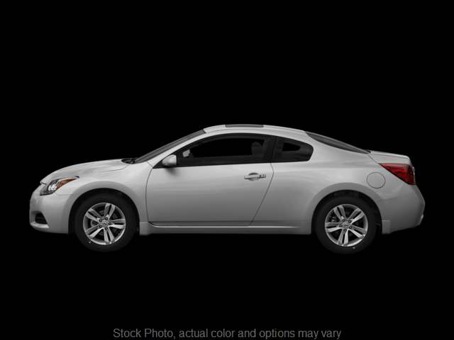 Used 2012  Nissan Altima Coupe 2d Coupe S CVT at Bobb Suzuki near Columbus, OH