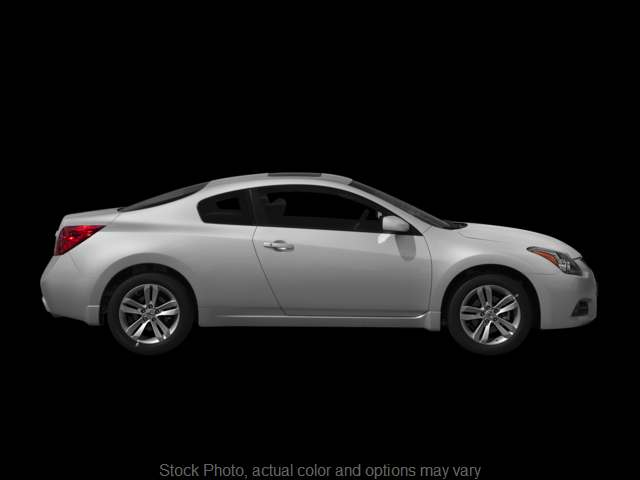 Used 2012  Nissan Altima Coupe 2d Coupe S CVT at Bill Fitts Auto Sales near Little Rock, AR