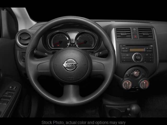 Used 2012  Nissan Versa 4d Sedan SV at Car Solutions 4 U near Rogers, AR