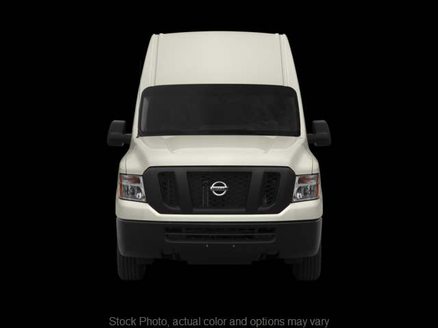 New 2018  Nissan NV 3500 Cargo Van 3d High Roof Van SL at Kama'aina Nissan near Hilo, HI