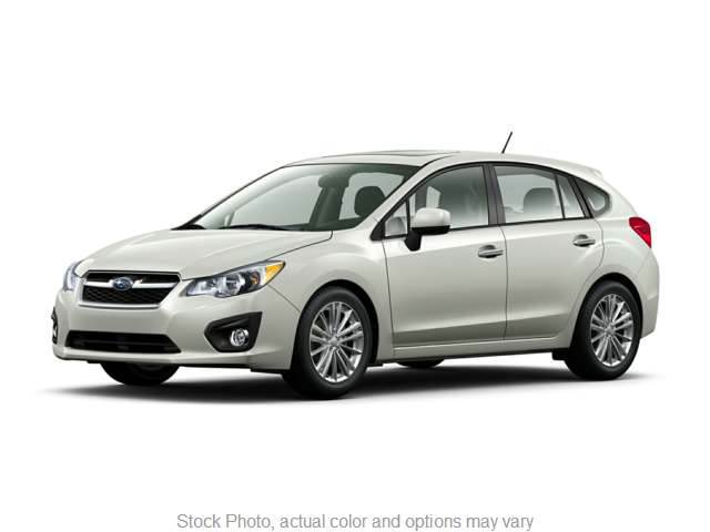 Used 2012 Subaru Impreza 4d Hatchback i Premium CVT AW/Mnrf at Atlas Automotive near Mesa, AZ
