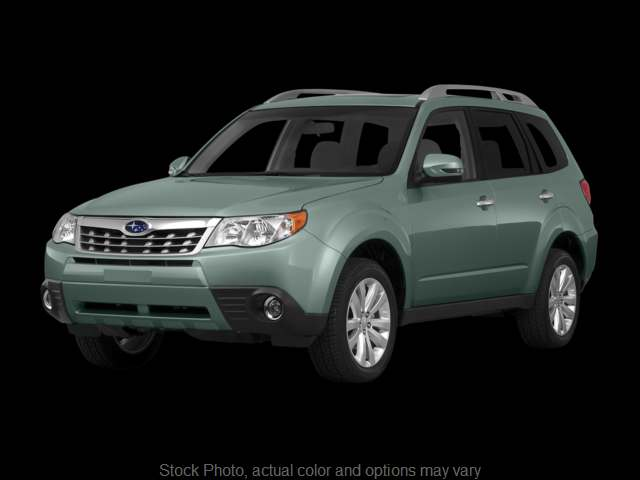 Used 2012  Subaru Forester 4d SUV X Limited Navigation at Good Wheels near Ellwood City, PA
