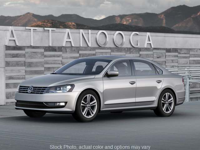 2012 Volkswagen Passat TDI 4d Sedan SEL Premium at Frank Leta Automotive Outlet near Bridgeton, MO