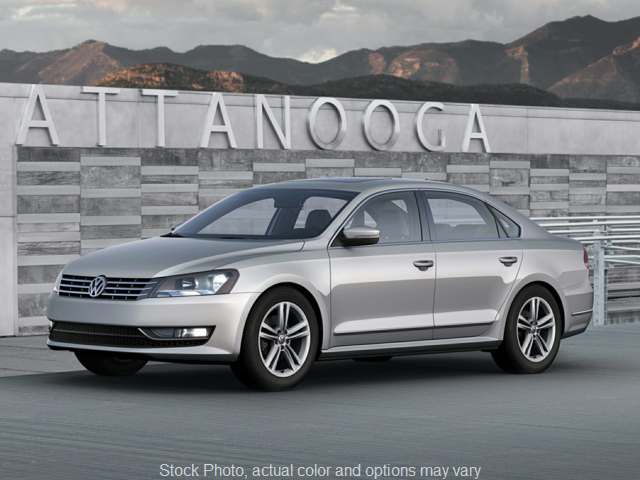 2014 Volkswagen Passat 4d Sedan 1.8T SE 5spd at Frank Leta Automotive Outlet near Bridgeton, MO