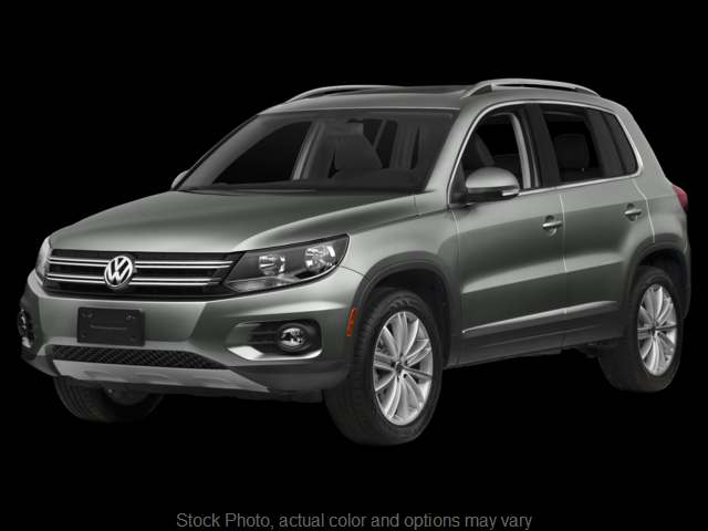 Used 2016  Volkswagen Tiguan 4d SUV S 4Motion at Bobb Suzuki near Columbus, OH