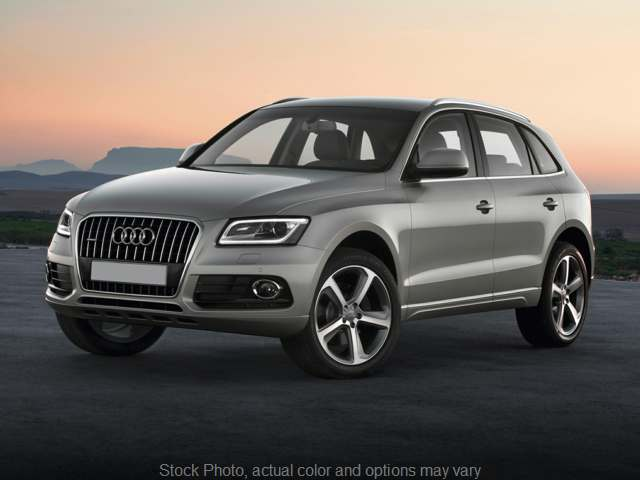2015 Audi Q5 4d SUV 2.0T Premium+ at Frank Leta Automotive Outlet near Bridgeton, MO
