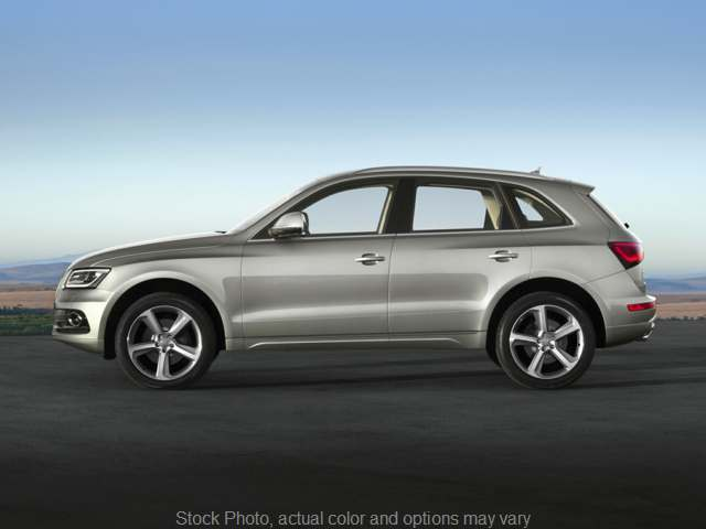 Used 2016  Audi Q5 4d SUV 2.0T Premium+ at Frank Leta Automotive Outlet near Bridgeton, MO