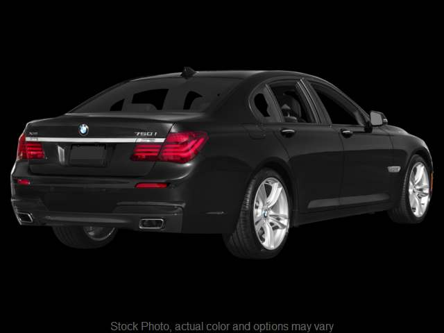 Used 2014  BMW 7 Series 4d Sedan 750Li at Camacho Mitsubishi near Palmdale, CA