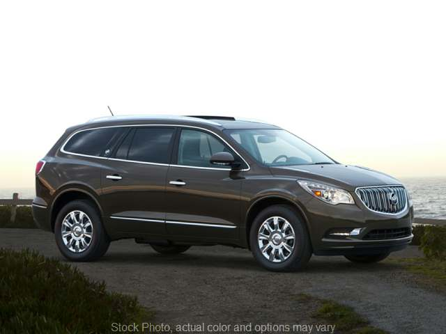 Used 2017  Buick Enclave 4d SUV AWD Leather at The Gilstrap Family Dealerships near Easley, SC