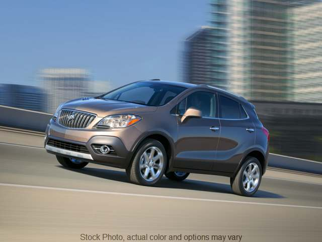 Used 2014  Buick Encore 4d SUV AWD at Express Auto near Kalamazoo, MI