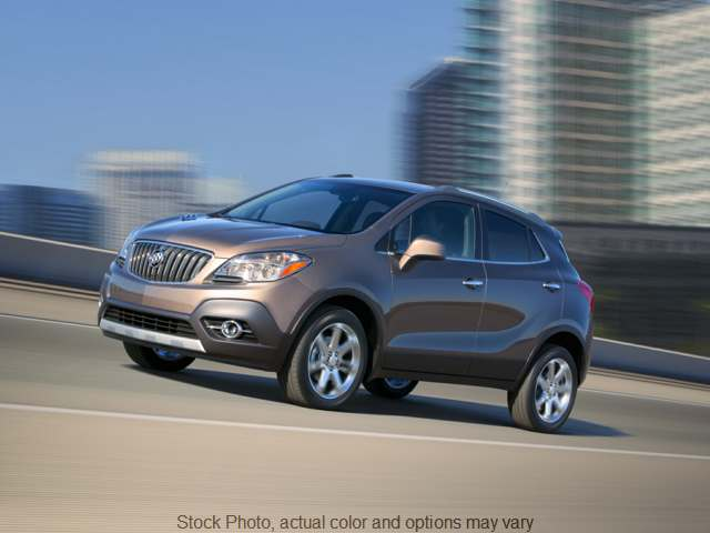 2015 Buick Encore 4d SUV AWD Convenience at Nissan of Paris near Paris, TN
