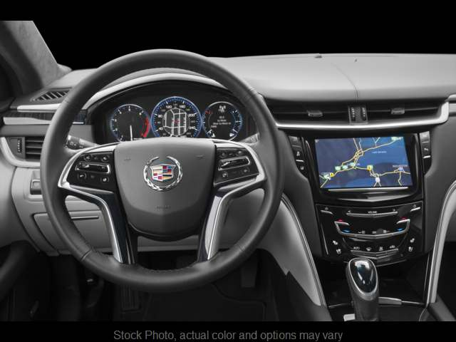 Used 2013  Cadillac XTS 4d Sedan Luxury at Carriker Auto Outlet near Knoxville, IA