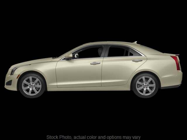 Used 2013  Cadillac ATS 4d Sedan 3.6L Premium AWD at AutoCenters Bonne Terre near Bonne Terre, MO