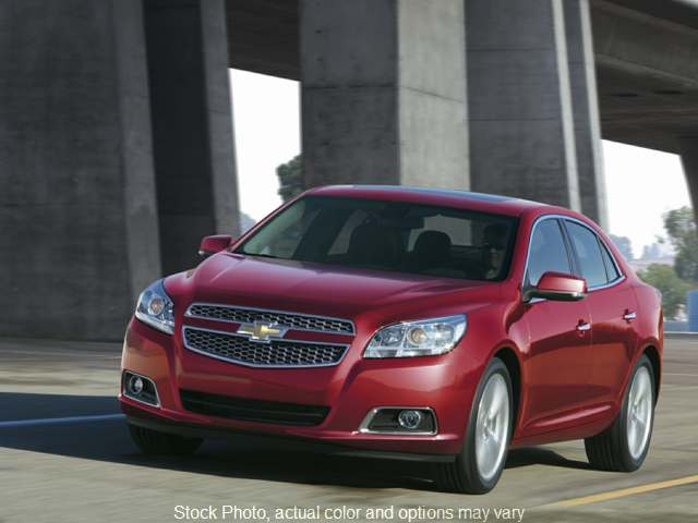 2013 Chevrolet Malibu 4d Sedan LT w/1LT at Bobb Suzuki near Columbus, OH