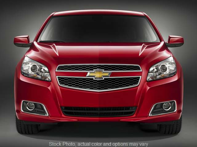 Used 2013  Chevrolet Malibu 4d Sedan LTZ w/1LZ at Maxx Loans USA near Saline, MI