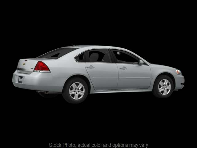 Used 2013  Chevrolet Impala 4d Sedan LS at Action Auto Group near Oxford, MS