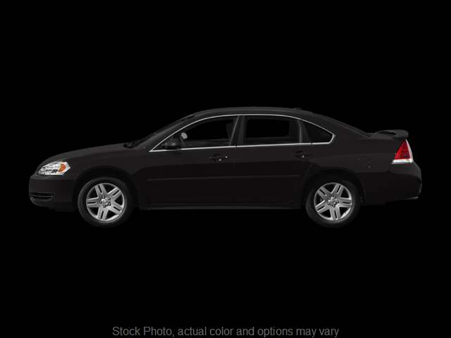 Used 2013  Chevrolet Impala 4d Sedan LTZ at Express Auto near Kalamazoo, MI