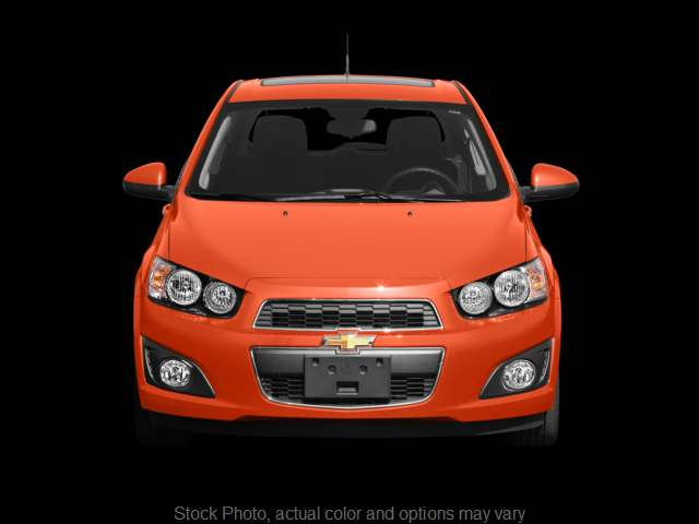 Used 2013  Chevrolet Sonic 4d Hatchback LS MT at City Wide Auto Credit near Toledo, OH