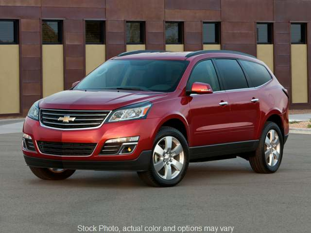 2016 Chevrolet Traverse 4d SUV AWD LT w/2LT at Bobb Suzuki near Columbus, OH