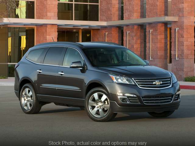 Used 2017  Chevrolet Traverse 4d SUV FWD LT w/1LT at The Gilstrap Family Dealerships near Easley, SC