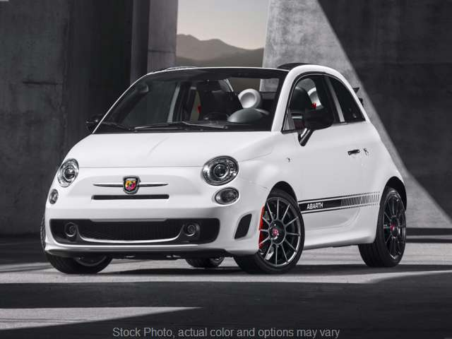 Used 2013  Fiat 500c 2d Convertible Abarth at Bill Fitts Auto Sales near Little Rock, AR