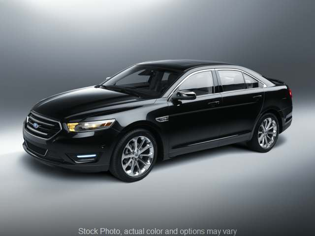 2014 Ford Taurus 4d Sedan SEL V6 at Good Wheels near Ellwood City, PA