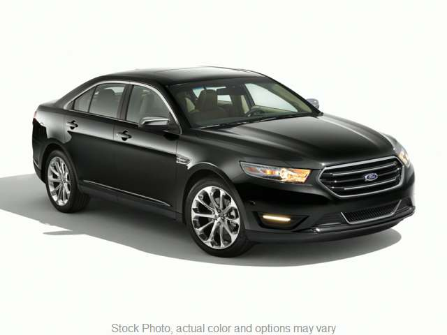 New 2018  Ford Taurus 4d Sedan AWD Limited at Get Approved Quad Cities near East Moline, IL