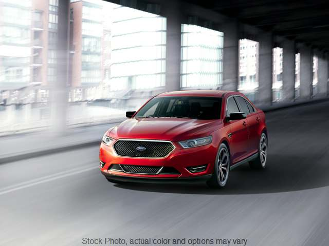 2018 Ford Taurus 4d Sedan AWD SHO at Frank Leta Automotive Outlet near Bridgeton, MO