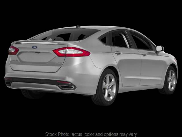 Used 2014  Ford Fusion 4d Sedan SE EcoBoost 1.5L at Sharpnack Auto Credit near Willard, OH