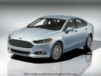 Used 2016  Ford Fusion Energi 4d Sedan Titanium at Frank Leta Automotive Outlet near Bridgeton, MO