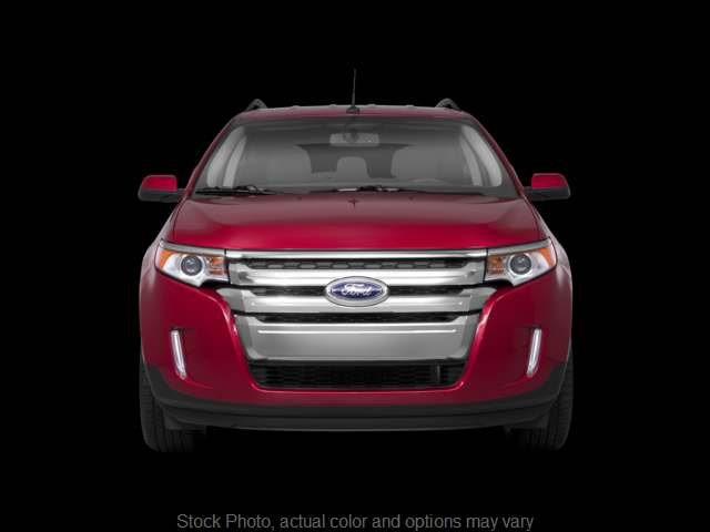 Used 2013  Ford Edge 4d SUV AWD SEL at Mike Burkart Ford near Plymouth, WI