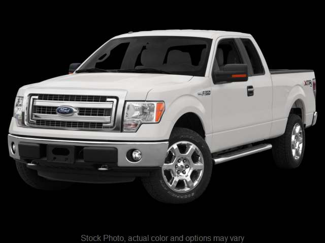 Used 2013  Ford F150 4WD Supercab XLT at City Wide Auto Credit near Toledo, OH