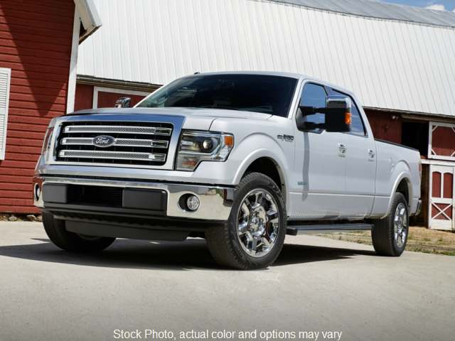 2013 Ford F150 2WD Supercrew FX2 at The Gilstrap Family Dealerships near Easley, SC